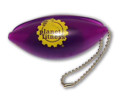 Promotional Soft Podz - Planet Fitness Soft Tanning Goggles