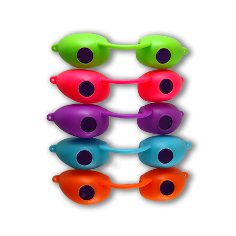 Flex Podz - Traditional Flexible Soft Tanning Goggles