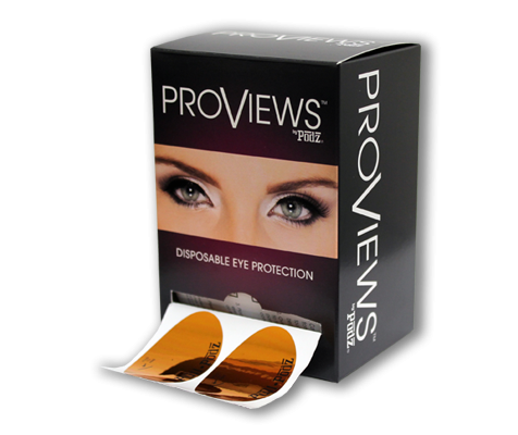 ProViews by Podz Disposable Eye Protection